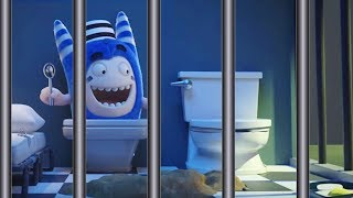 Oddbods NEW Episodes - PRISON BREAK | Funny Cartoons For Children | Oddbods & Friends