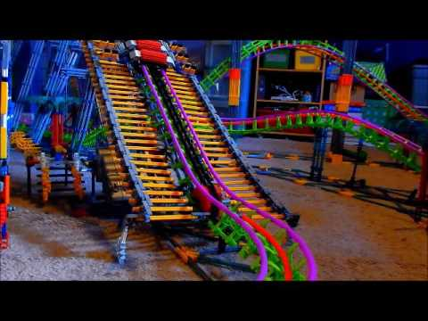 Summer Heat Winged Coaster - Falcon's Flight Final Video