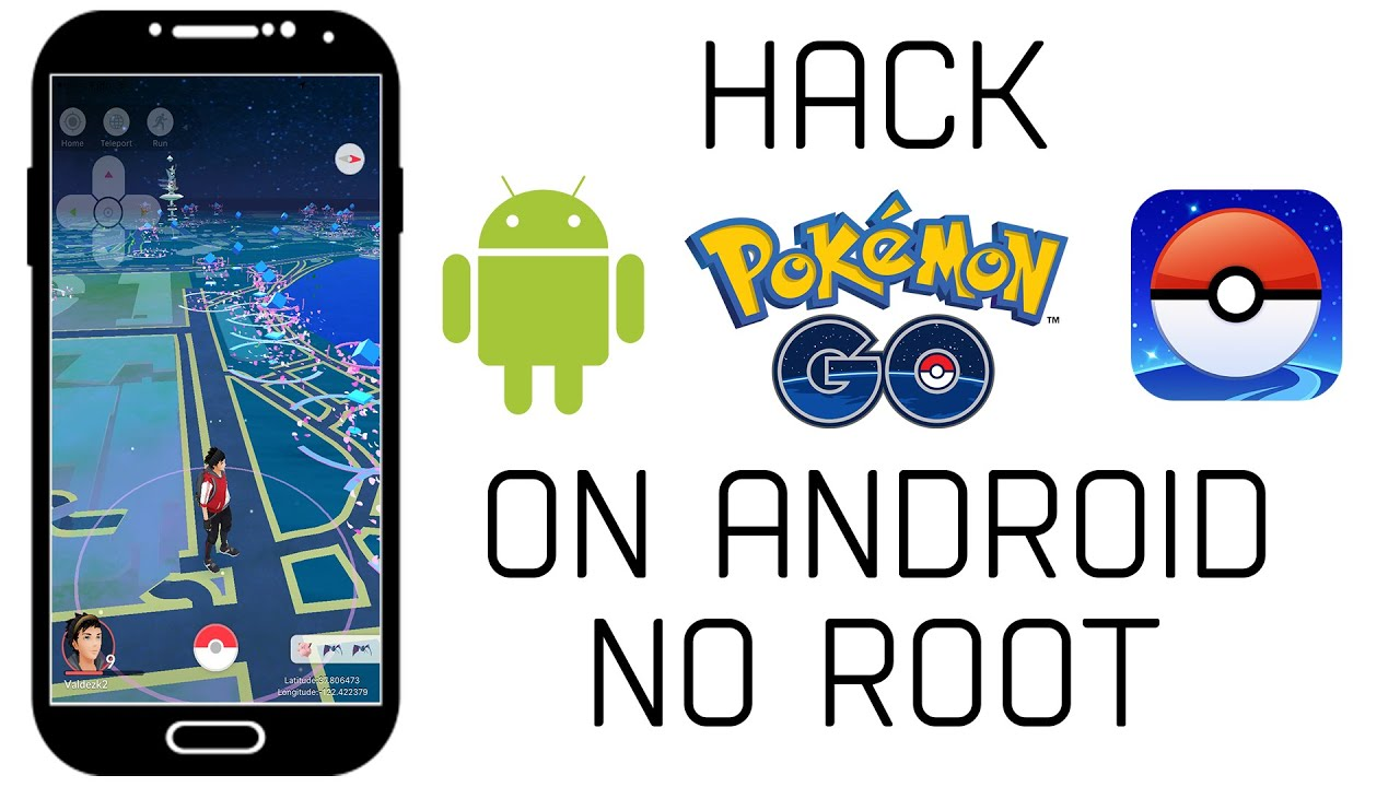 new pokemon go hack for android no root joystick location spoofing youtube