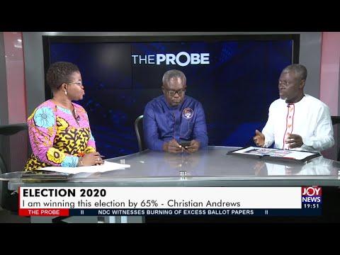 Election 2020: Impact of minority political parties  – The Probe on JoyNews (30-11-20)