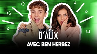 BEN HERBEZ, L'INTERVIEW: DE THE VOICE À YOUTUBE #LeClicdAlix