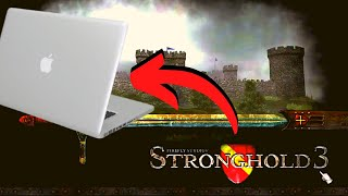 Stronghold 3 | Gameplay Mac OSX HD