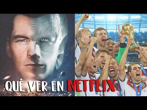 'Qué ver en Netflix': El Titán  Game Over, Man  Gold Stars  Velvet, Colección