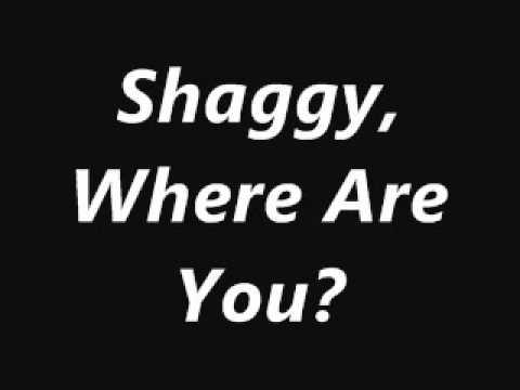 Shaggy, Where Are You - Shaggy