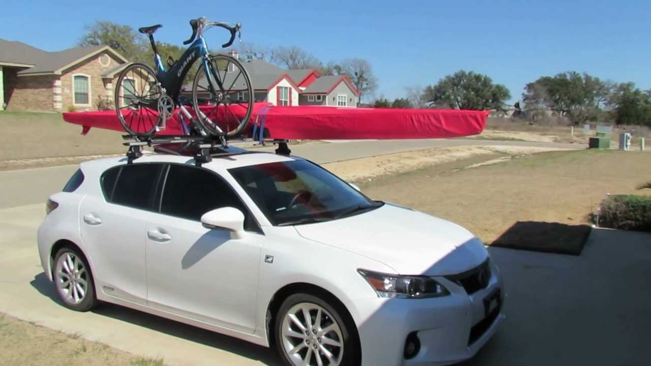 2011 Lexus Ct200h Adventure Model Demonstration Youtube