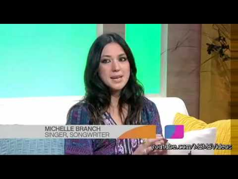 Michelle Branch - Interview