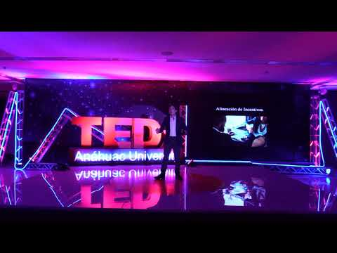 Blockchain: Futuro de las Universidades. | Mauricio Sánchez Lemus | TEDxAnahuacUniversity