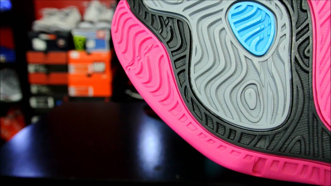 10d70f4d8314 Nike Air Max Hyperposite  Fireberry  - YouTube
