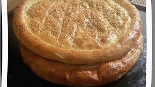 Naan Roghani Recipe - نان روغنی