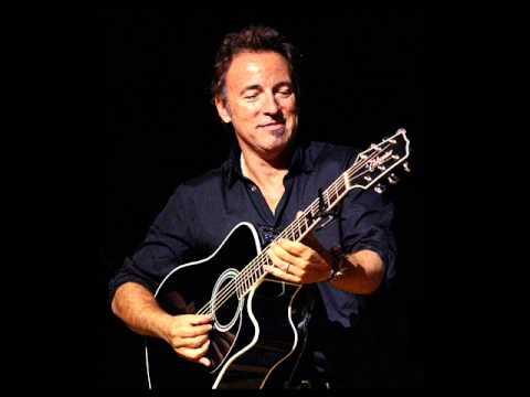 Bruce Springsteen - Better days + LYRICS - Live