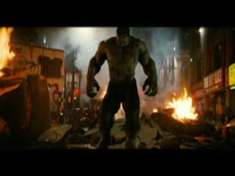 """Incredible Hulk Music Video to """"My Own Enemy"""" By Thousand Foot Krutch"""