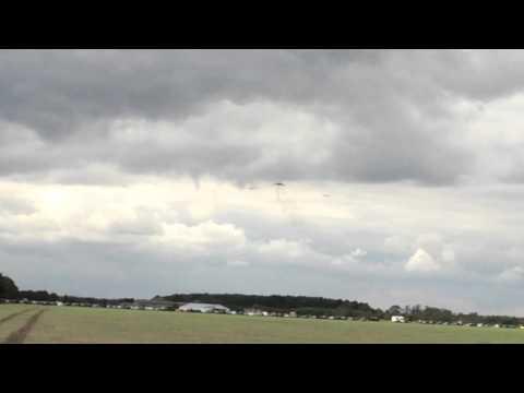 Vulcan & 2 Lancasters @ RAF Metheringham 21/08/14 Avro3Sisters