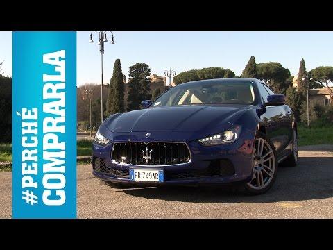 Maserati Ghibli (diesel) | Perché Comprarla... E Perché No