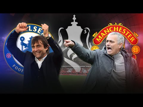 MAN UNITED VS CHELSEA FA CUP FINAL LIVE REACTION WITH SQUAD!