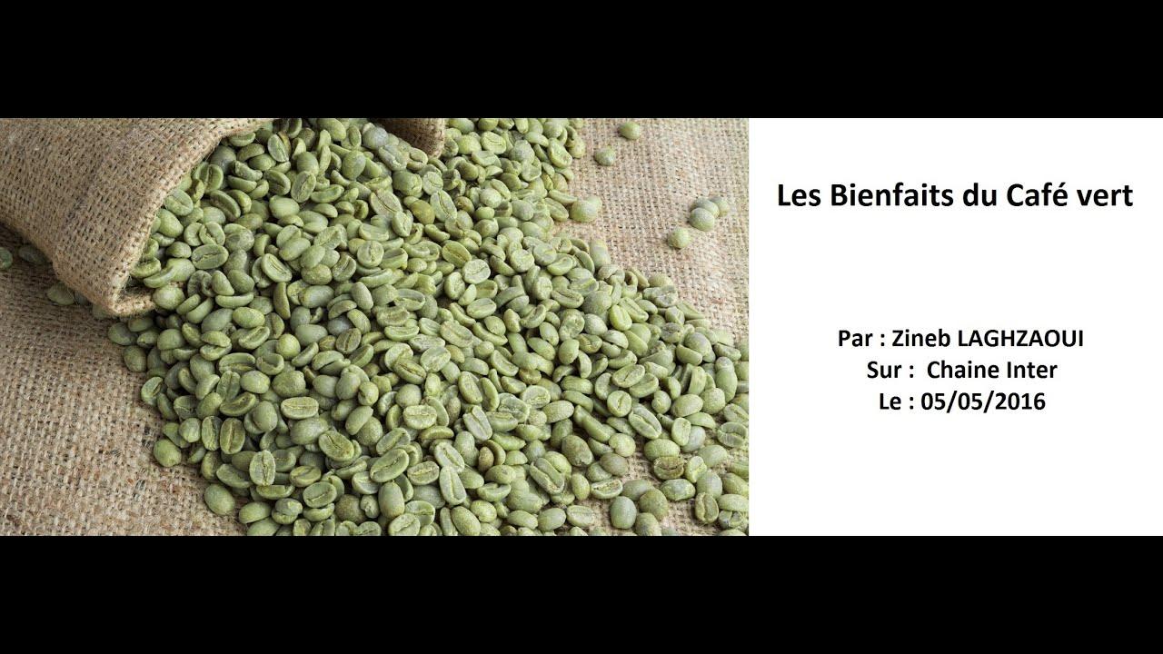 Les Bienfaits du Café Vert Bio sur Chaine Inter. - YouTube