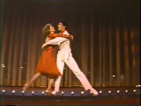Cyd Charisse, Tony Martin, MGM Dance Medley, 1984 TV