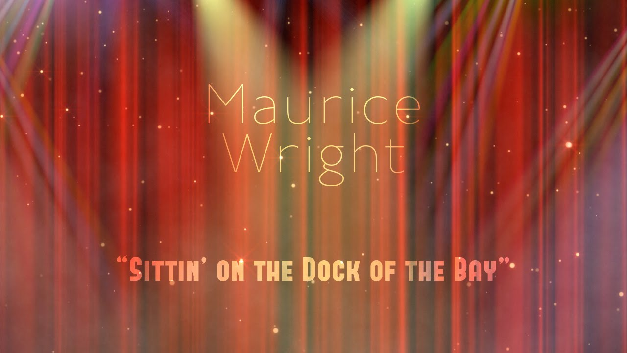 Maurice Wright performs \