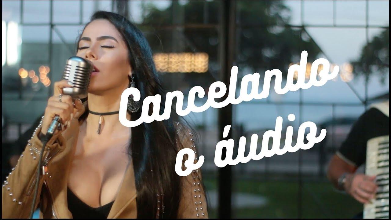 Juliana Bonde do forró - Cancelando o áudio - HD  (Videoclipe Oficial)