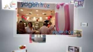 Franquicias en Mexico Yogen Früz