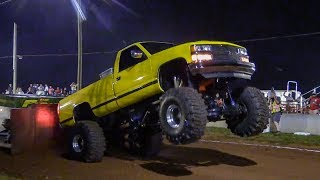 Mega Trucks at Lynchburg Virginia