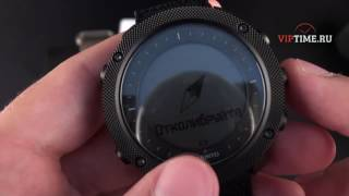Огляд Suunto Traverse Alpha Foliage та Stealth від магазину Viptime.ru