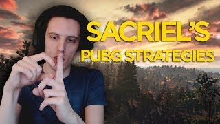Sacriel's PUBG Strategies -