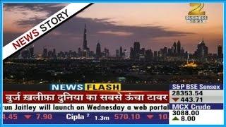 Kerala : A businessman brought twenty two flats in Burj Khalifa