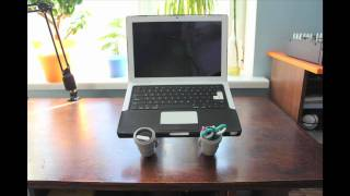 Diy 7$ Pvc Pipe Laptop Stand