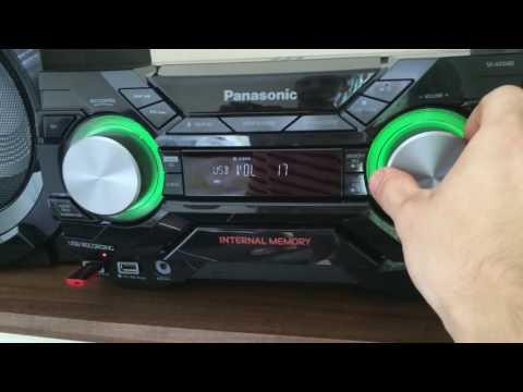 Panasonic sc-akx400. 600 w