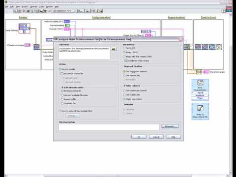 A LABVIEW DRIVER DOWNLOAD