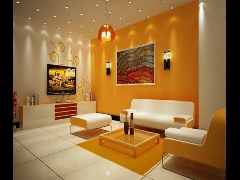 Kombimasi Warna Cat Ruang Tamu Cantik Dan Elegan