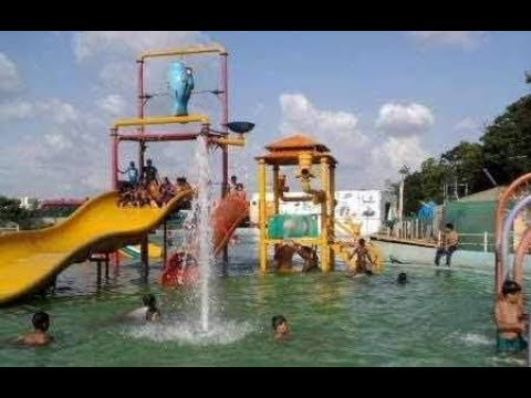 Lumbini Garden Amusement Park, Bangalore