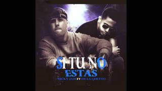 "Nicky Jam Ft De La Ghetto ""Si Tu No Estas"" (Acapella)"