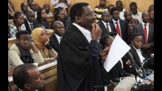 BREAKING NEWS: Two court rulings on DCJ Mwilu's case, in just an hour