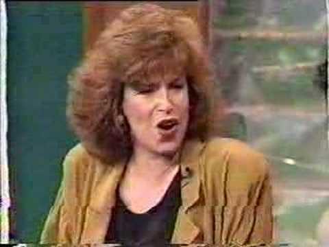 ATTITUDES (Linda Dano & Dee Kelly): Joy Behar THE VIEW Pt. 2