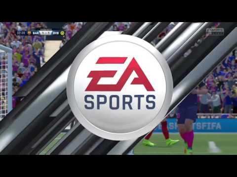 FIFA 17 How I beat the best!   Borussia Dortmund (BVB) vs FC Barcelona (FCB)