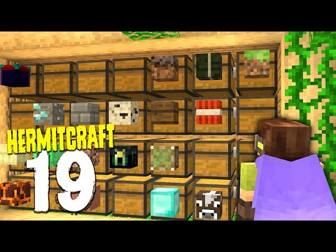 HermitCraft 7: 19 | I NEED THEM ALL!