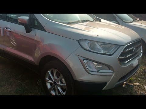 New Ford EcoSport Moon Dust Silver Colour | Titanium | Walkaround !!