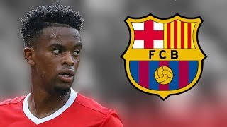 Nelson semedo - welcome to fc barcelona - 2017