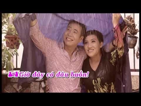 karaoke HD - Chuyện Ba Mùa Mưa - Tuấn Cường ft Lê Mỹ Hương