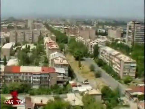 Capital of Armenia Yerevan