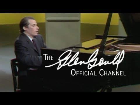 Glenn Gould - Beethoven, Six Variations for Piano in F major