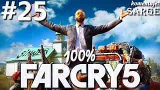Zagrajmy w Far Cry 5 [PS4 Pro] odc. 25 - Kaskader w samolocie