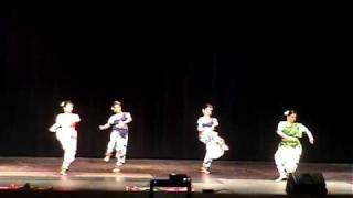 Saraswati Puja Dance