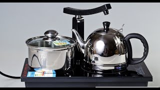 Индукционная эл. печь и немагнитная посуда (из нержавейки)