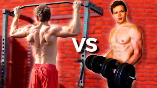 CALISTHENICS vs WEIGHTS - what do I choose.. (QUIT Calisthenics?)
