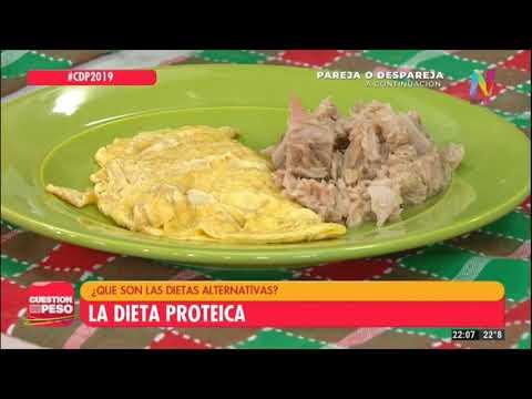Dieta proteica de 3 dias cormillot