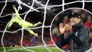 15 David De Gea Saves That Shocked The World