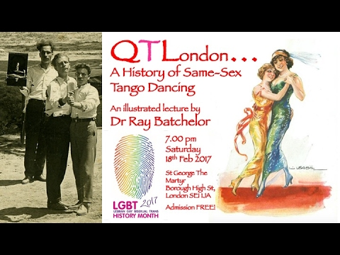 A History of Same Sex Tango Dancing