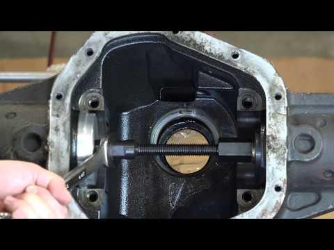 TS4807 Fixed Depth Ford Dana 60, S60 Inner Axle Seal Installer Tool Set